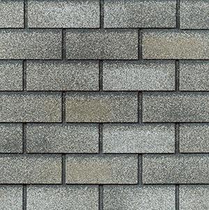 Technonicol Hauberk Bitumen Facade Tile Yellow Brown