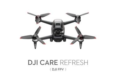 Piederumi DJI FPV 2-Year Care Refresh