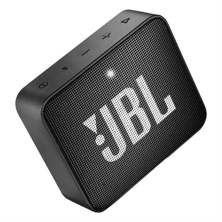 Belaidė kolonėlė JBL Go 2 Midnight Black, 3 W