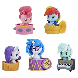 Hasbro My Little Pony Cutie Mark Crew Party Performers Set 2s E2729