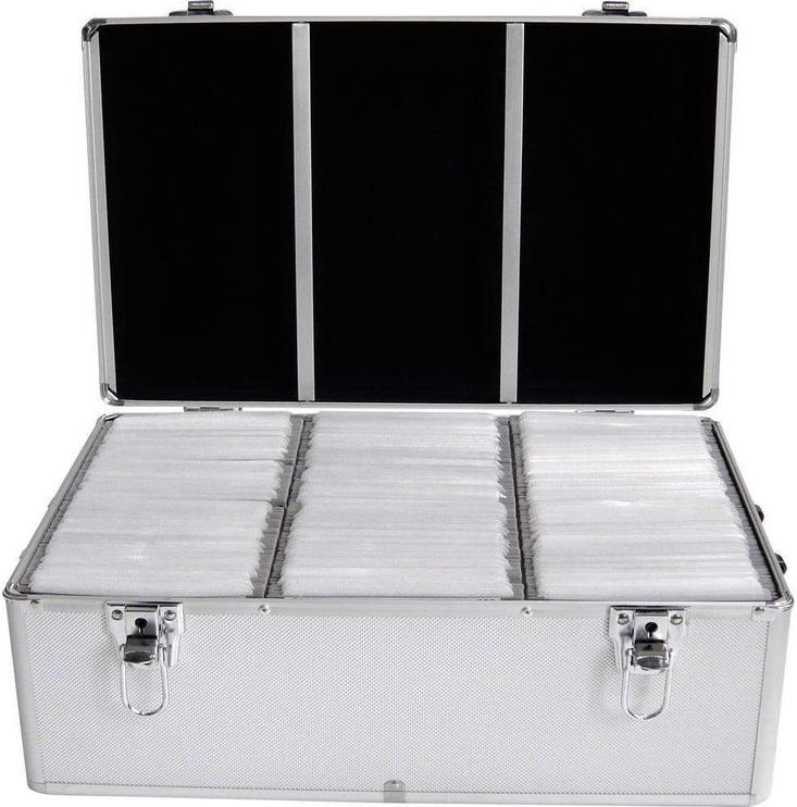 MediaRange DJ-Cases BOX77 for 100 Discs