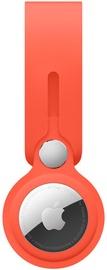 Apple AirTag dėklas Electric Orange