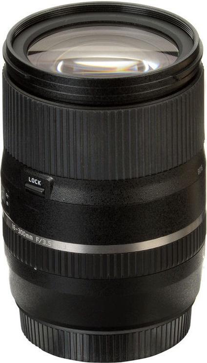 Objektyvas Tamron 16-300mm f/3.5-6.3 DI II VC PZD Macro for Canon