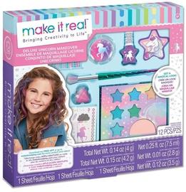Детский косметический набор Make It Real Deluxe Unicorn Makeover