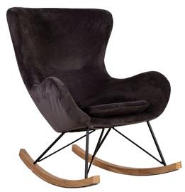 Кресло Home4you, 76 x 100 x 103 см, коричневый