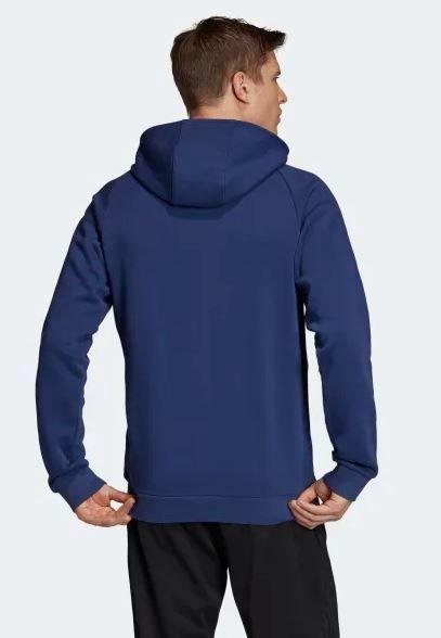 Adidas Core 19 Hoodie FT8069 Navy Blue L