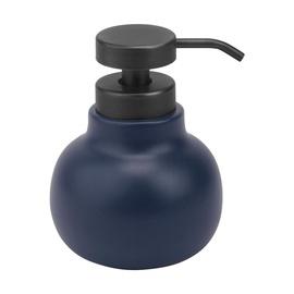Aquanova Uma Soap Dispenser 500ml Indigo