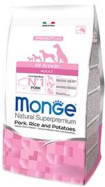 Сухой корм для собак Monge Speciality Line Adult Pork and Rice 12kg
