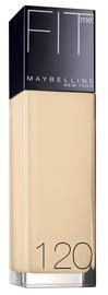 Kreminė pudra Maybelline Fit Me SPF18 120 Classic Ivory, 30 ml
