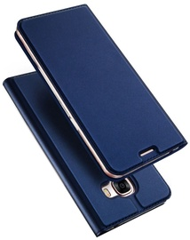 Dux Ducis Premium Magnet Case For Samsung Galaxy A8 Plus A730 Blue