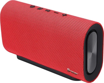 Belaidė kolonėlė Tracer Rave Bluetooth Speaker Red
