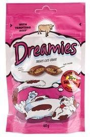 Лакомство для кошек Dreamies Beef Cat Treats 60g