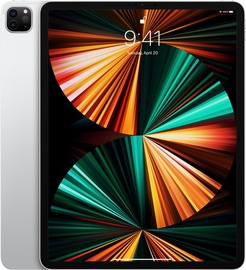 Планшет Apple iPad Pro 5 12.9, серебристый, 12.9″, 16GB/2TB, 3G, 4G