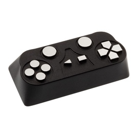 Zomoplus Gamepad Backspace Aluminum Keycap Black