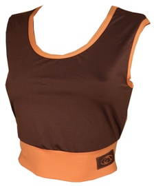Bars Womens Top Brown/Orange 112 L
