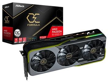 Videokarte ASRock AMD Radeon RX 6900 XT 16 GB GDDR6