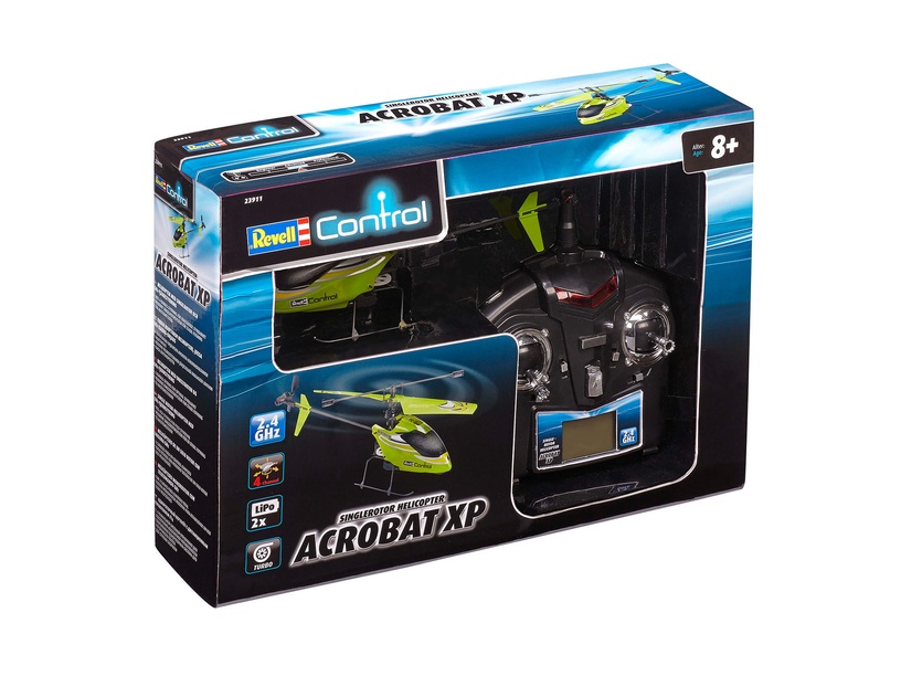 Revell Control Singlerotor Helicopter Acrobat XP