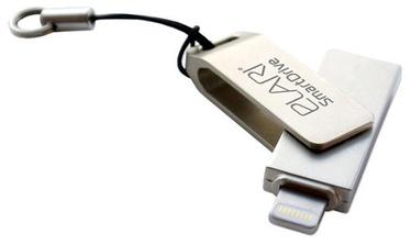 Elari SmartDrive USB 3.0 Silver 128GB