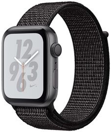 Apple Watch Series 4 40mm NIKE+ Aluminum Space Grey/Black Loop