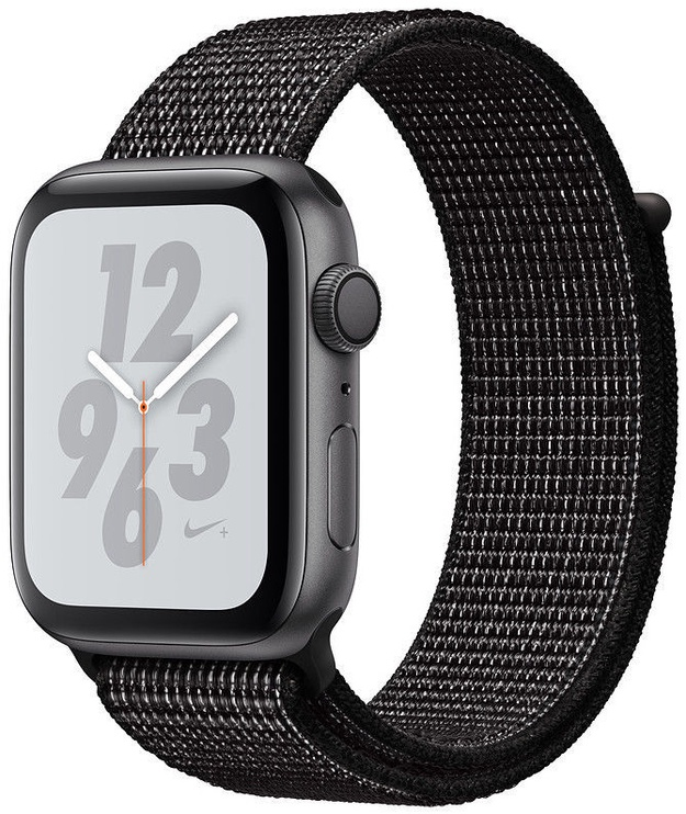 Apple Watch Series 4 40mm GPS NIKE+ Aluminum Space Grey/Black Loop