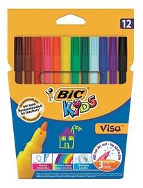 BIC Kids Visa Colouring Pens 12pcs