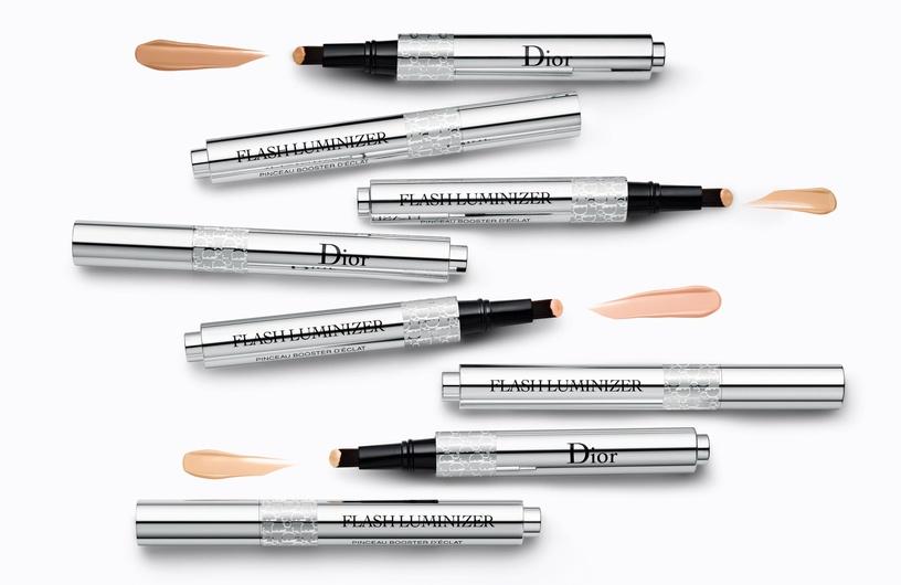 Maskuojanti priemonė Christian Dior Flash Luminizer Radiance Booster Pen 01, 2.5 ml