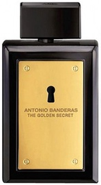 Tualetes ūdens Antonio Banderas The Golden Secret 50ml EDT