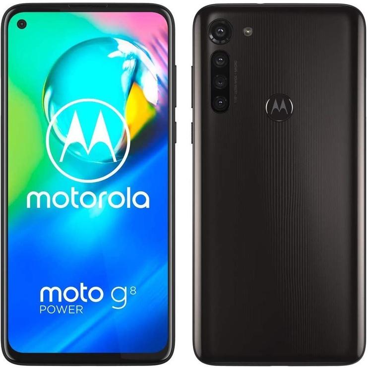 Motorola Moto G8 Power Dual Smoke Black