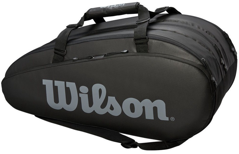 Wilson Tour 3 Compartment Bag Black