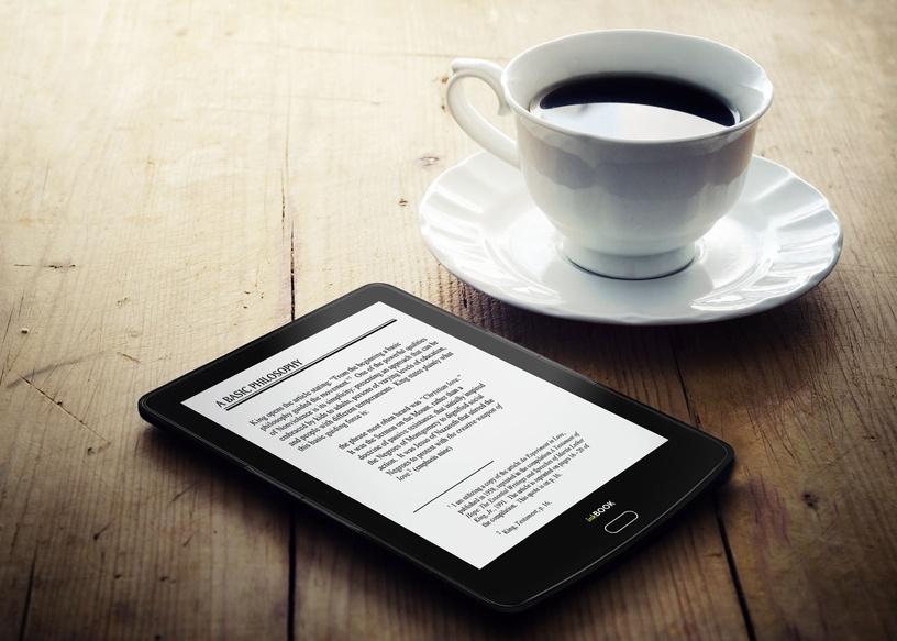 Elektroninė knygų skaityklė InkBOOK Prime HD, 8 GB