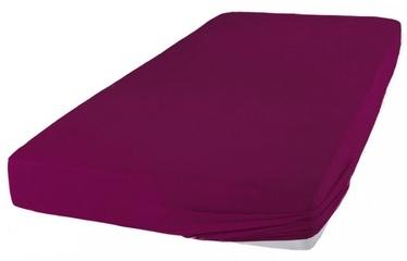 Bradley Bed Sheet Bordo 180x200cm