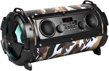 Belaidė kolonėlė Rebeltec SoundTube 190 Bluetooth Speaker Camo