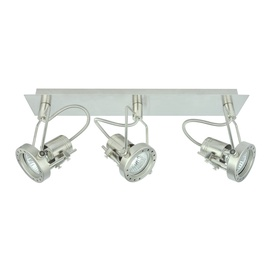 Griestu lampa EasyLink GU1038A-3B 3x50W GU10
