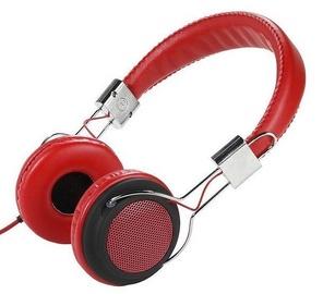Ausinės Vivanco Headphones COL400 Red