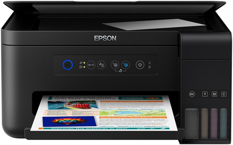 Daugiafunkcis spausdintuvas Epson L4150, rašalinis, spalvotas