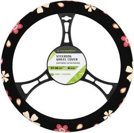 Оплетка руля Carmotion Steering Wheel Cover M Black