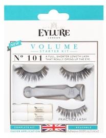 Eylure Eyelashes Volume No.101 False Lash Starter Kit