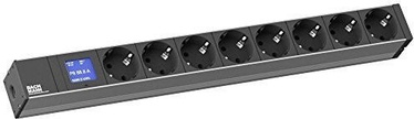 "Bachmann 19"" 1U 800.2054 Power Strip"