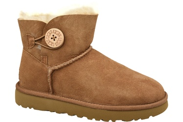 UGG Mini Bailey Button II Boots 1016422 Brown 40