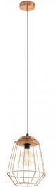 Eglo Loggans 49606 Ceiling Lamp 40W E27 Copper