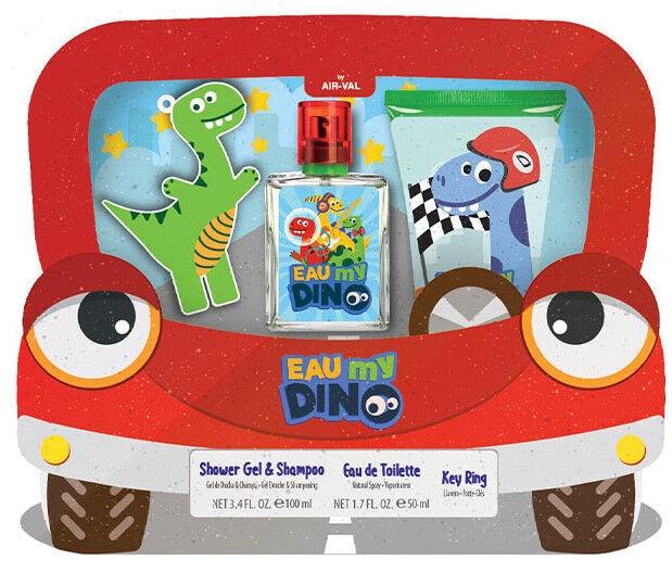 Набор для детей Air Val International Eau My Dino 3pcs Set EDT
