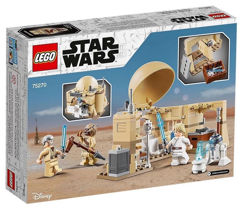Konstruktorius LEGO®Star Wars TM 75270 Obi-Wan trobelė