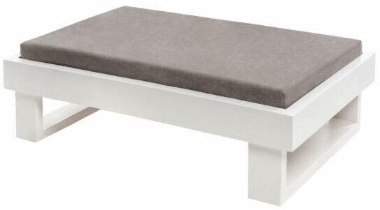 Кровать для животных Myanimaly, белый/серый, 600x400 мм