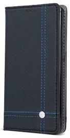 Blun Focus Series Book Case For Huawei P9 Lite Mini Black/Blue