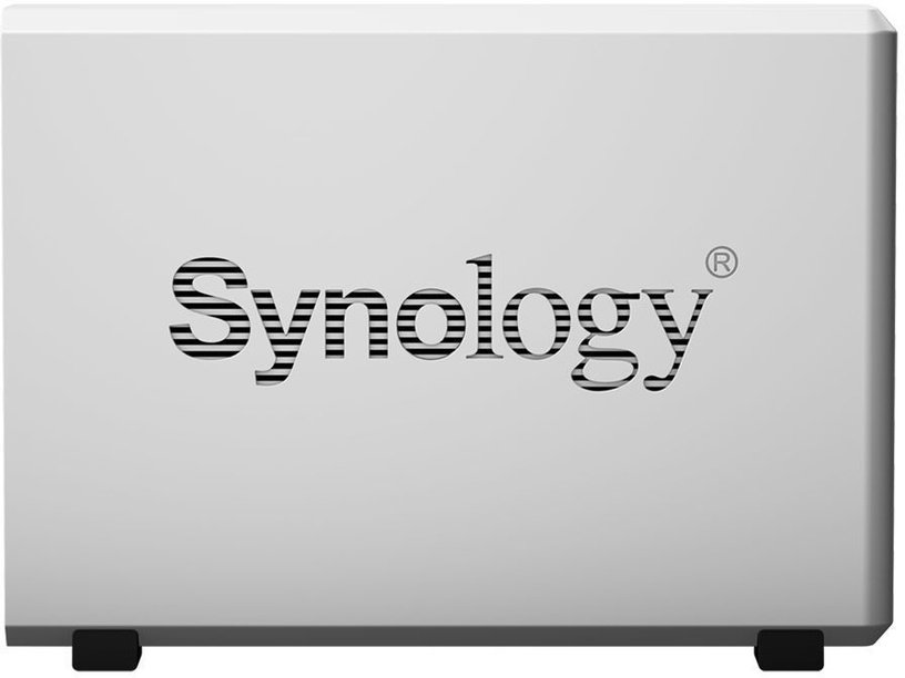 Synology DiskStation DS119j 3TB Iron Wolf