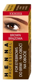 Venita Paint For Eyebrows 15g Brown