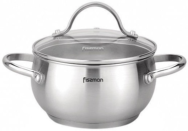 Fissman Martinez Stainless Steel Pot 2.5l 5137