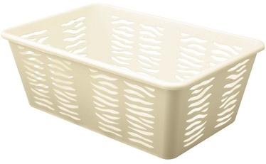 BranQ Basket Zebra2 Vanilla