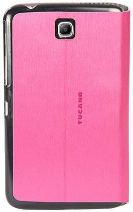 "Tucano Macro Hard Case for Samsung Galaxy Tab 3 7.0"" Fucsia"