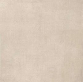 Akmens masės plytelės Linum White, 75 x 75 cm